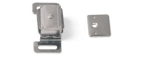 Plastic Magnetic Catch (Laurey 4501 Aluminum and Plastic Magnetic Catch)