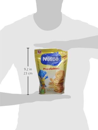 Nestlé PequeGalletas Para bebés a partir de 12 meses - Paquete de Galletitas Para bebés de 6x180g: Amazon.es: Alimentación y bebidas