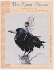 Raven Queen Cross Stitch Chart