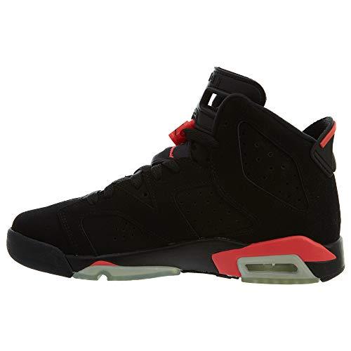 Infrarood Air Rood 23 Jordan Nike zwart Retro Zwart 6 Bg Junior z6P5qw