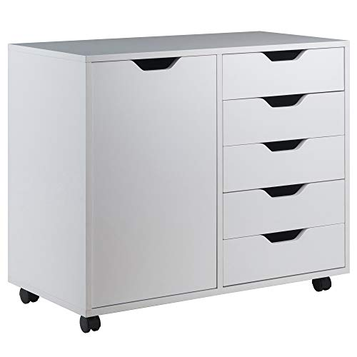 Winsome Wood Halifax Storage/Organization, White