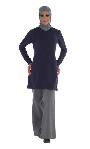 Long Sleeved Modest Gym Shirt (2XL)