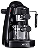 BELLA 13683 Espresso Maker BlackGY#583-4 6-DFG273892