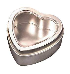 Heart Shaped Boxes/Mint Tins - DIY Wedding Party Favor (200)