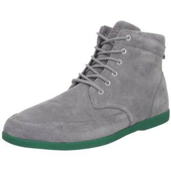 Clae Hamilton Concrete Suede Fashion Boots (7 D(M) US, Concrete Suede)
