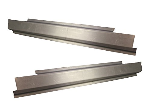 Motor City Sheet Metal -Works With 2002-2009 Dodge Ram 2 Door Standard Cab Outer Rocker Panel Pair