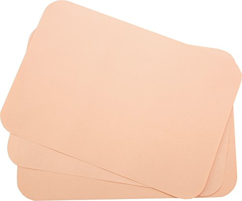 Primo Dental Products TCBPE Tray Cover Ritter, 8.5'' x 12.25'',''B'' Peach (Pack of 1000)