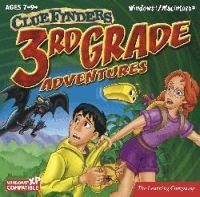 Amazon.com: Clue Finders 3rd Grade Educational Computer Game: Toys ...