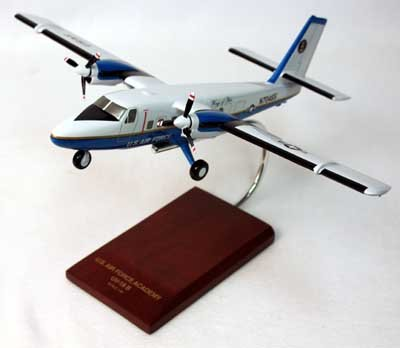 de Havilland Canada UV-18B Twin Otter Handcrafted Quality Desktop Aircraft Model Display / STOL Utility Aircraft / Unique and Perfect Collectible Gift Idea / Aviation Historical Replica Gift (Canada Aircraft Replica)