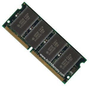 512MB Memory RAM for Apple iBook 600Mhz G3 144pin PC133 133MHz SDRAM SO-DIMM Black Diamond Memory Module ()