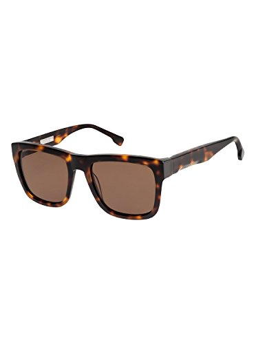 Quiksilver Mens Nashville - Sunglasses Sunglasses Brown One - Nashville Eyewear