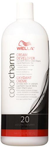 salon care volume creme developer - 5