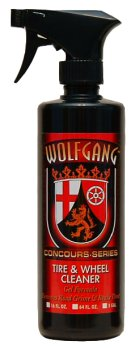 Wolfgang Concours Series WG-4600 Tire and Wheel Cleaner, 16 fl. oz.