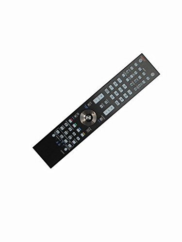 Universal Replacement Remote Control Fit for Pioneer PRO-1120HD PRO-920HD PDP-4330 PDP-4330HD LED PLASMA HDTV TV Flat Panel Elite PureVision