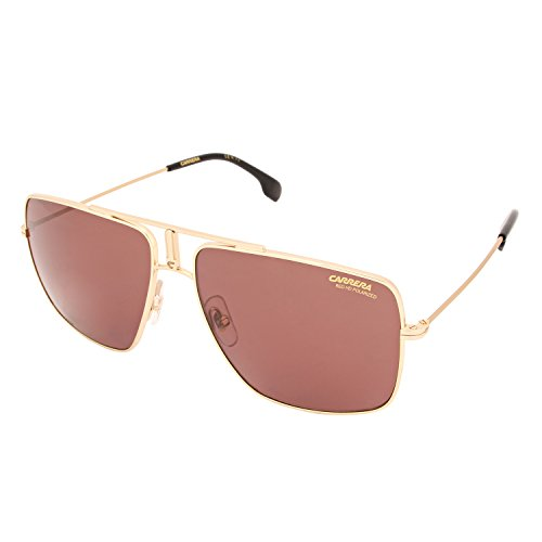 - Carrera 1006/s Polarized Aviator Sunglasses, GOLD, 60 mm