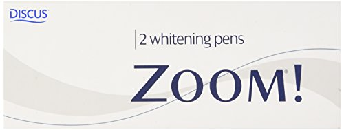 ZOOM WHITENING PENS (TOTAL 2 PENS) PEN BLEACH TOOTH NEW PACK ()