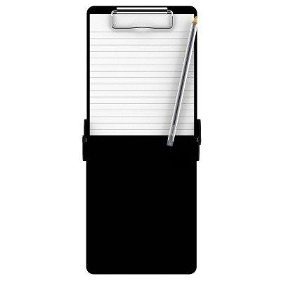 (Folding Server ISO Clipboard - Black)