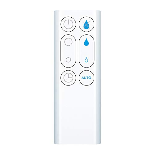 Dyson Replacement Remote Control 966569-06 for Dyson Humidifier White