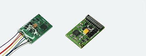 ESU 53614 LokPilot Standard DCC, 21MTC interface, 4 amplified outputs +, NIB !! /item# G4W8B-48Q29661
