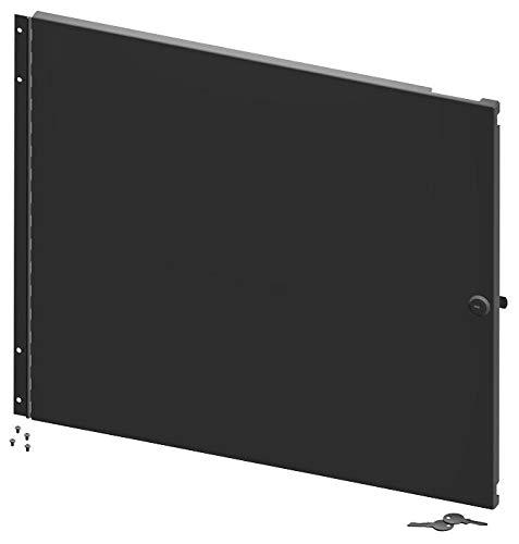 RCHD1908LG1 - Enclosure Accessory, Locking Door, RCHV Series 5U Knockdown Heavy Duty Vented Desktop Cabinets (RCHD1908LG1) ()