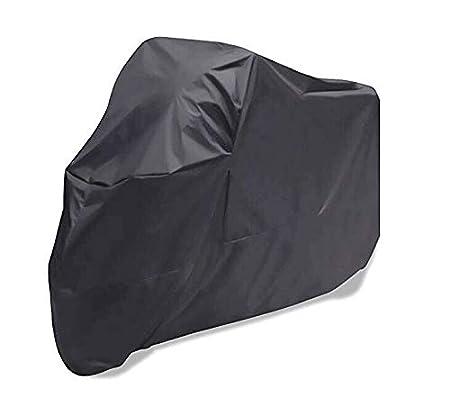 Moped Cover Waterproof Motorcycle Cover All Season Universal Weather Premium Quality Waterproof Sun Outdoor Dutyproof XXXL