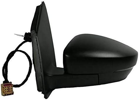 Elettrico - Termico - Con Fanale 8 Pin 7445610178153 Derb Specchio Specchietto Retrovisore Dx Destro Lato Passeggero - Calotta Da Verniciare
