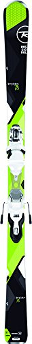 Rossignol Women's Temptation 75 Dark Xpress w/ Look Xpress 10 W B83: All Mountain Ski & Binding Kit