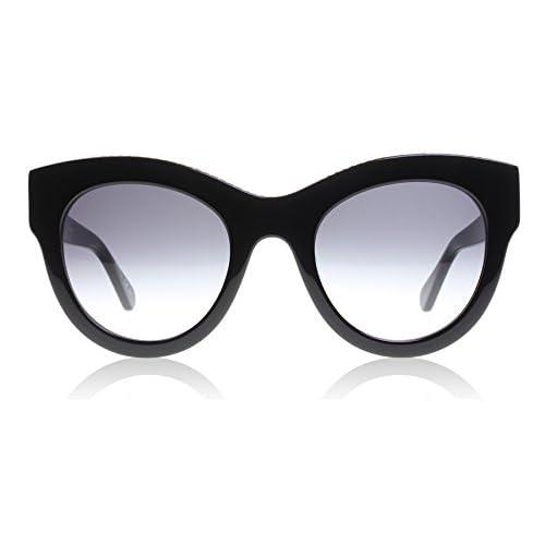 Stella McCartney 0018S 001 Black 0018S Cats Eyes Sunglasses Lens Category 2