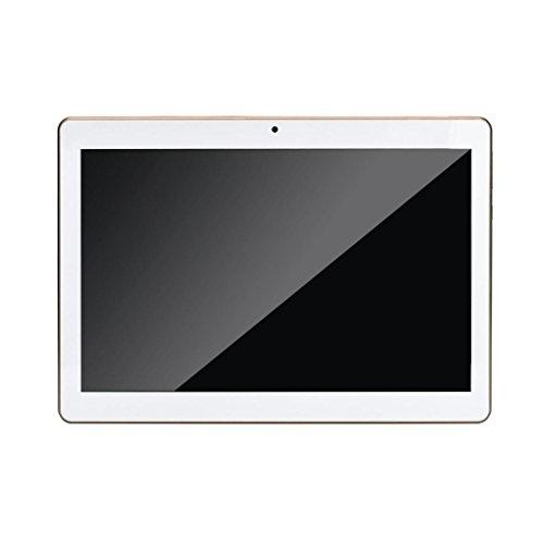 Dreamyth New 10.1 inch HD Dual SIM Camera 4G Quad Core Tablet PC Android 5.1 16GB Bluetooth (White) by Dreamyth