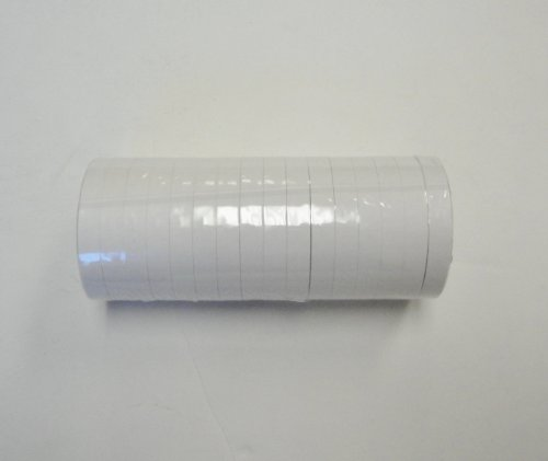 White Labels for Monarch 1110 (16Rolls 17,000 labels) Free Ink by Generic