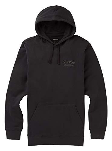 Burton Men's Durable Goods Pullover Hoodie, Phantom, Large ()