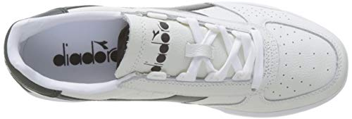 Bianco Sneakers Per Donna E bianco Scuro L B elite Diadora Uomo bianco C8014 verde gAndqR8pA
