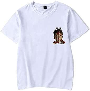 Fortnite White Round Neck T-Shirt For Men