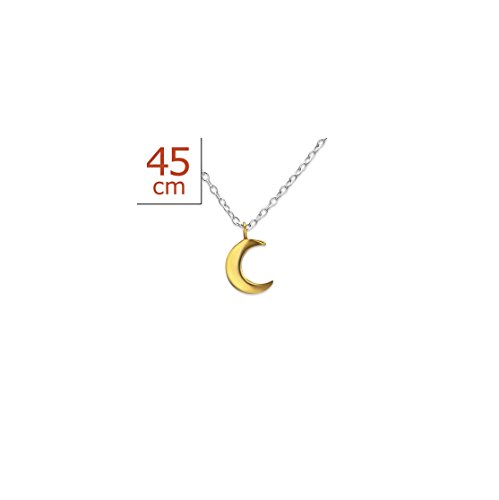 925-sterling-silver-crescent-moon-plain-necklaces