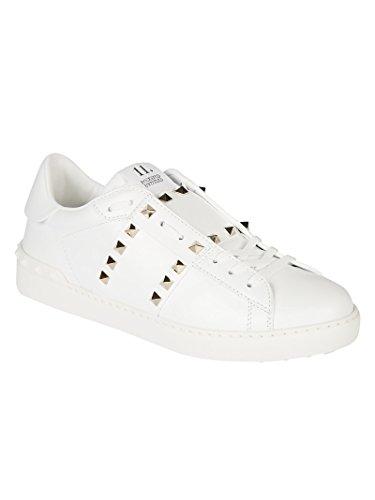 VALENTINO GARAVANI Sneakers Uomo PY0S0931BHS0BO Pelle Bianco Amplia Gama De Línea Barata 7sYgnt
