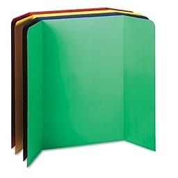Pacon Corrugated Presentation Board, 48\