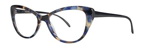 Eyeglasses Vera Wang V 394 Blue Tortoise