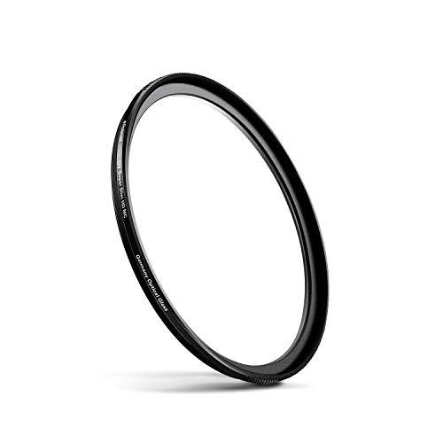 Polaroid Optics 52mm Pro UV & Protective Filter – Ultra Slim Multi-Coated L39 German SCHOTT Superior Clarity Glass