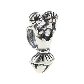 Color: 2 Calvas Authentic 925 Sterling Silver Best Calvas Snowman Sisters Boy Girl Charm Bead Fit European Bracelet Women Jewelry