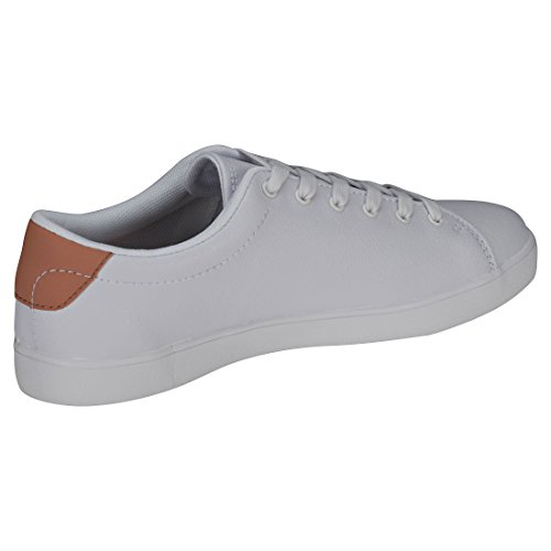 Lottie da Scarpe Donna White Fred Perry Ginnastica 6Hq4BZA