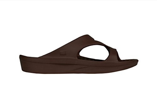 Sandalo Z-strap Telic Womens (made In The Usa) Espresso Marrone