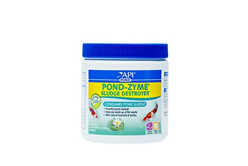 API POND-ZYME SLUDGE DESTROYER Pond Water Cleaner