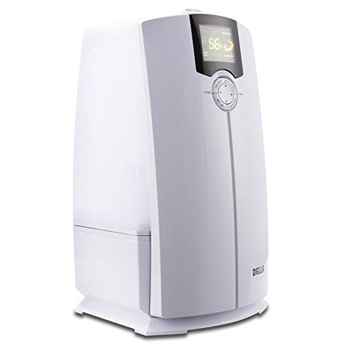 Ultrasonic Humidifiers Bedroom Display Protection