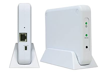 Amazon 2gig BRDG1 900 Go Bridge IP Communicator White