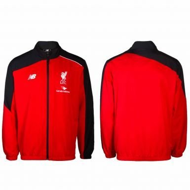 Ufficiale Balance New Leisure Jacket Fc Bambini Liverpool By 1Rqx10rp