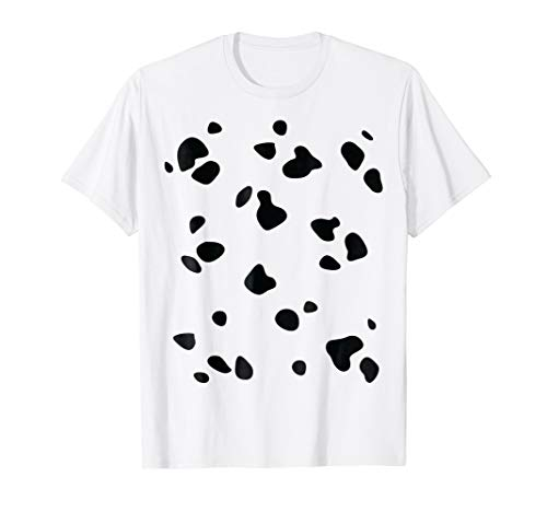 Dalmatian Dog Animal Halloween DIY Costume Funny -