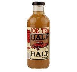 Joe Tea Half & Half Tea 20 oz. (12 Bottles) by Joe Tea®
