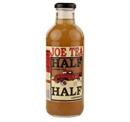 Joe Tea Half & Half Tea 20 oz. (12 Bottles)
