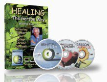 Healing the Gerson Way + Gerson Movie Collection on Blu-ray (Blu-ray includes: The Beautiful Truth, The Gerson Miracle, and Dying to Have Known)