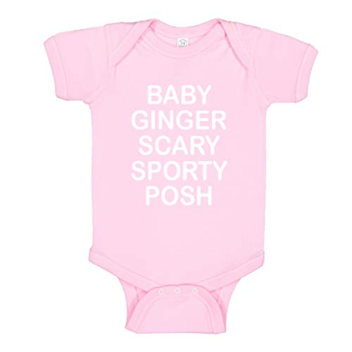 Indica Plateau Baby Romper Spice Names Light Pink for 6 Months Infant -